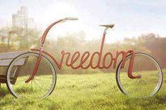 Faire du vélo en liberté #bike #ecomobility #freedom