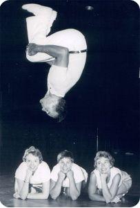 """Lawrence """"Herkie"""" Herkimer #NCA #cheerleading"""