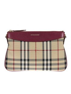 BURBERRY Clutch Clutch Woman Burberry. #burberry #bags #clutch #hand bags #