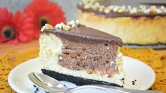 Nutella Cheesecake with Oreo Crust Recipe