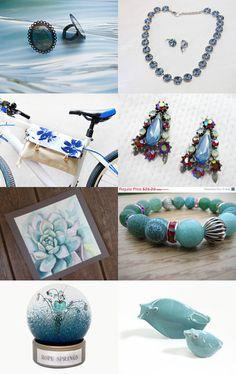 I like Blue by Louisa Okonye on Etsy--Pinned with TreasuryPin.com