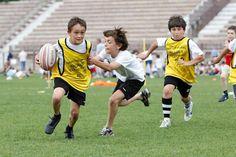 Fotogallery: quando Sebastiano Pessina va per Rugby nei Parchi(milanesi)