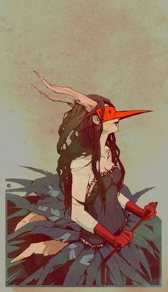 capricorn | by Derrewyn