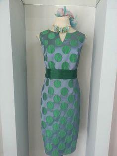 Vestido de Fiesta y Cóctel  http://www.scalacostura.com #fiesta #madrinas #novias #moda2014 #fashion #moda #dress #partydress #wedding