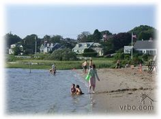 Oyster Pond, Chatham, MA - very child friendly, near town