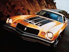 1974 Camaro Z/28