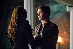 "Vampire Diaries: ""I'd Leave My Happy Home For You"" Preview Images - KSiteTV"