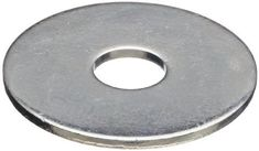 3//4 x 3 x 1//4 Round Plate Washer Low Carbon Steel Plain Finish Pk 25