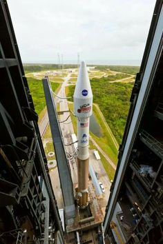 Launch window: 1828-2028 GMT (1:28-3:28 p.m. EST) Launch site: SLC-41, Cape Canaveral Air Force Station, Florida A United Launch Alliance Atlas 5 rocket, designated AV-038, will launch the Mars Atmosphere and Volatile Evolution, or MAVEN, mission. The MAVEN orbiter will study the upper atmosphere of Mars and determine the role the loss of atmospheric gas to space played in changing the Martian climate through time.