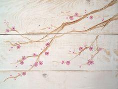 Cabecero listones artesanal · Ref. N-8033 · Salvaged wood handmade headboard