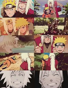 I like to think Jiraya and Naruto are related☺ Naruto Shippuden Sasuke, Naruto Kakashi, Anime Naruto, Tsunade And Jiraiya, Naruto Cute, Naruto Wallpaper, Wallpapers Naruto, Wallpaper Naruto Shippuden, Animes Wallpapers