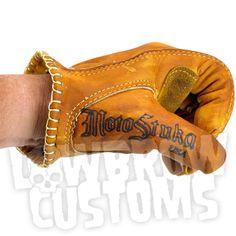 Lowbrow Customs / MotoStuka Shanks Gloves