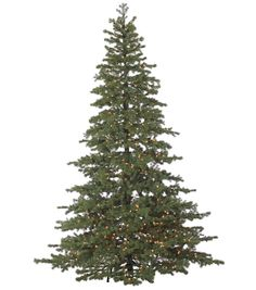This lush 8ft Flat Pine Christmas tree boast 6117 tips and 900 smart clear…