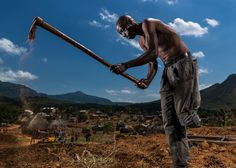 What landmines and failing care can do to people. Brent Stirton, Mozambique