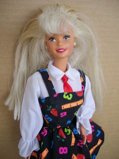 i loved this Barbie!!