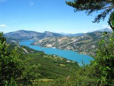 Le lac de Serre-Ponçon - Blanche Serre-Ponçon Tourisme