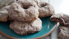 Biscotti di vino: Red Wine Cookies