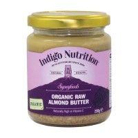 Organic Raw Almond Butter 250g
