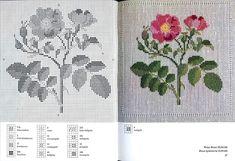 Книга: Gerda Bengtsson - Cross Stitch Pattern in Color 1974 - Рукодельница, вышивка - ТВОРЧЕСТВО РУК - Каталог статей - ЛИНИИ ЖИЗНИ