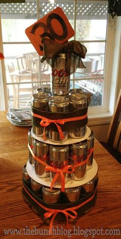 the bunch- handcrafted.stylishly: Hunting Themed Birthday Party