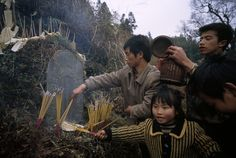 Lynn Johnson - China Village