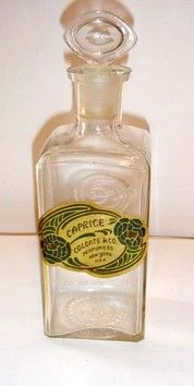 colgate and co. perfumers bottle