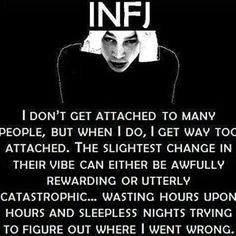 And usually the only place I went wrong was allowing them into my life in the first place.my bad, wont happen again though. And no you can't come back into my life. Intj And Infj, Infj Mbti, Infj Type, Enfj, Infj Traits, Myers Briggs Personality Types, Infj Personality, Personality Characteristics, Personality Psychology
