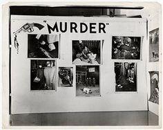 Weegee exhibition: Weegee: Murder Is My Business