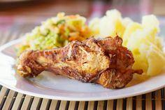 Nóżki kurczaka z grilla w pikantnej marynacie