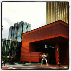 Uptown Charlotte NC -Bechtler Museum. Best Jazz every first Friday of the month.