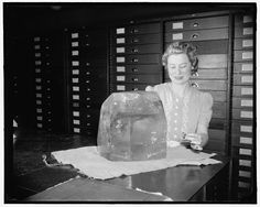 [Woman with large topaz crystal from Brazil, Museum of Natural History, Smithsonian Institution, Washington, D. Crystal Identification, Georgia State University, 2017 Photos, Library Of Congress, Photo Displays, Natural History, Topaz, Washington, About Me Blog