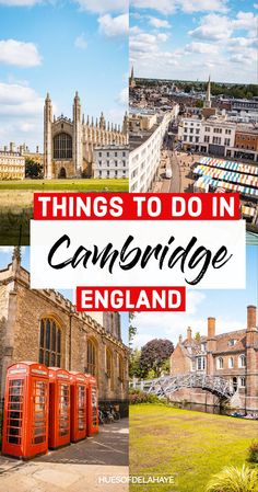 Wondering what are the best things to do in Cambridge England? Well this one day in Cambridge itinerary. Will help you find top things to do in Cambridge including visiting the university colleges, what to see on a Cambridge day trip, best Cambridge photography, what foods to eat, and more important information for your travels to Cambridge UK. Everything you'll in to know what to do in Cambridge in one day. Day trip to Cambridge | Cambridge England day trip | 1 day in Cambridge | Day Trips From London, Things To Do In London, Day Trips Uk, Europe Travel Tips, Travel Guides, Travel Destinations, European Travel, Cambridge England, European City Breaks