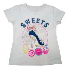 Beautiful Girl Children's T-Shirt in Kids Clothing