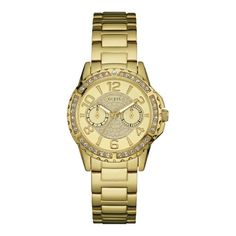Guess Sassy Rose Gold Plated Ladies Watch For Women. Guess Watch For Women. Sport Watches, Watches For Men, Women's Watches, Guess Watches, Popular Watches, Ladies Watches, Watches Online, Tommy Hilfiger, Rose Gold Watches