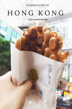 The best food to try in Hong Kong. There is so much good food in Hong Kong I have narrowed down the top restaurants and cafes! Hong Kong is full of egg waffles and egg tarts and is very vegetarian friendly!