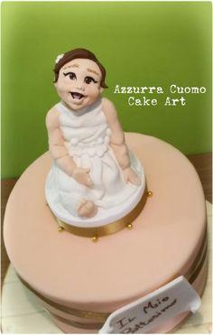 Matilde ' s babtism ♡♡♡ - Cake by Azzurra Cuomo Cake Art