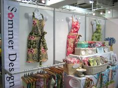 Various ways of displaying Clothing « Craft + Show Designs