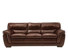 stevens leather sofa leather sofs pinterest leather sofas rh pinterest com Flexsteel Leather Reclining Sofa Best Leather Sofas