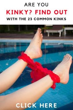 Find out if you're a kinky person with these 23 most common kinks