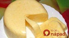 Luxusný domáci syr bez syridla: 2 kilá perfektného syra vyrobíte behom chvíľky, pokojne aj v paneláku!