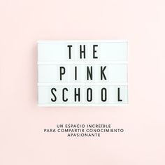 Welcome to our @thepinkschool!!  // Ven y disfruta de un mes de increíbles workshops con los temas más apasionantes! #toystyle #toynailpolish #inspo #mood #workshop #thepinkschool #pink #graphicdesign