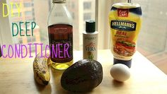 DIY Deep Conditioner
