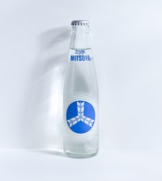 Soft drink [MITSUYA CIDER Glass bottle] | Complete list of the winners | Good Design Award