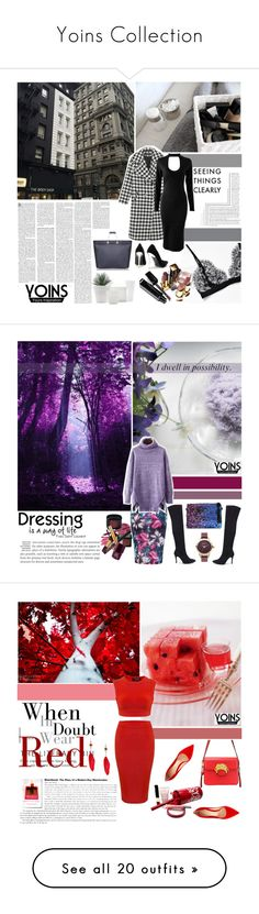 """""""Yoins Collection"""" by pinki1994 ❤ liked on Polyvore featuring cozyoutfit, yoins, yoinscollection, loveyoins, Chanel, women's clothing, women, female, woman and misses"""