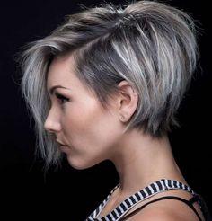 Chloe Brown Short Hairstyles - 1