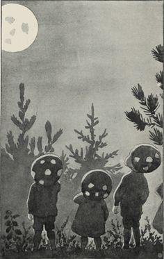 "Elsa Beskow: 'Children of the Forest"""