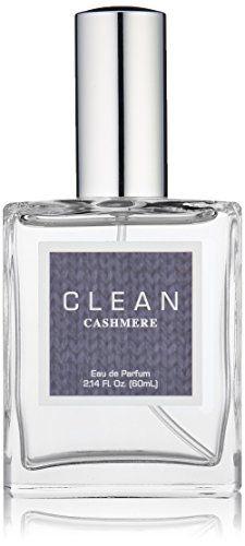 CLEAN Cashmere Eau de Parfum 214  Fl Oz >>> You can find out more details at the link of the image.