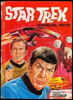 Star Trek Annual 1973