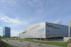 Postfinance Arena Bern - Culture - Sports - Loisirs - Architectes.ch