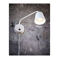 TISDAG Led-wandlamp - IKEA 39 euro